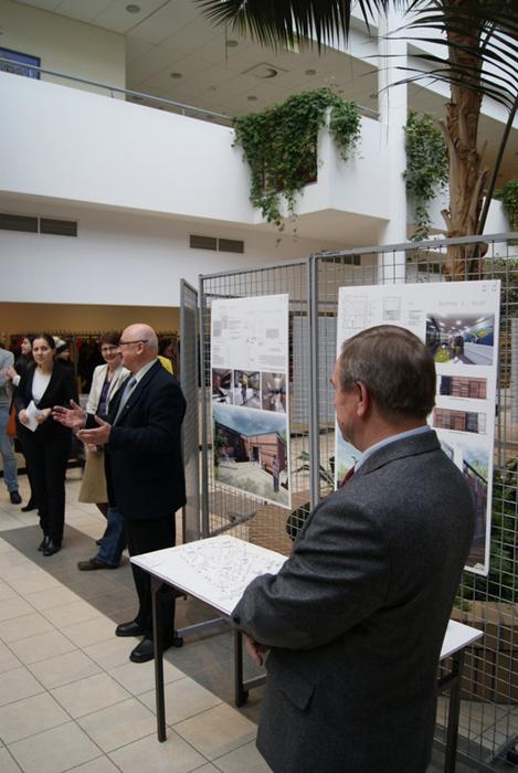 Wystawa dyplomów WAPP