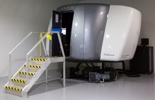 CKAS simulator