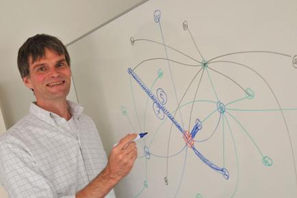 Prof. Kai Nagel: © TU-Pressestelle/Dahl